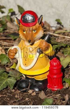 Fireman Fox