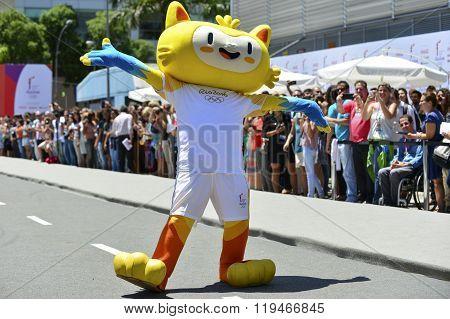 Mascot vinicius