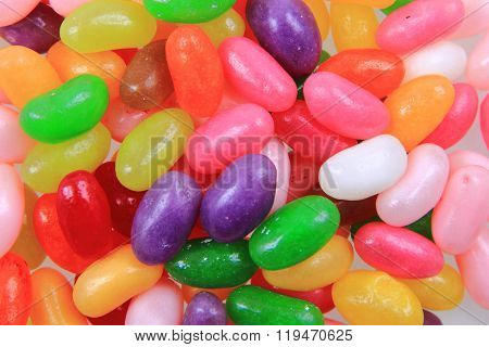 Jelly Beans Texture