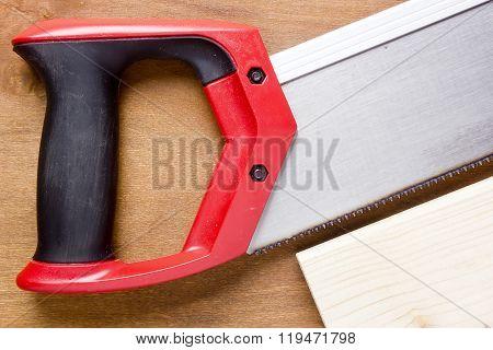 Board Sawn Handsaw