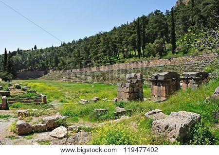 Delphi Pythian Stadium