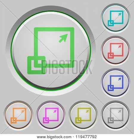 Maximize Window Push Buttons