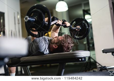 Grip Bench Press