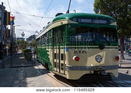 Tran In San Francisco