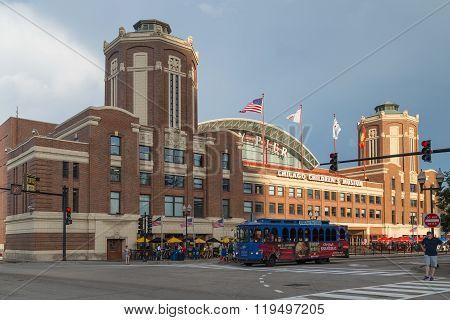 Chicago, Il/usa - Circa July 2015: Chicago Children's Museum,  Illinois