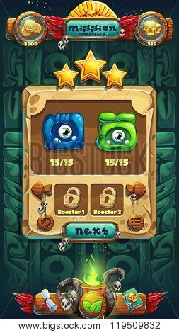 Jungle Shamans Gui Mission Collect