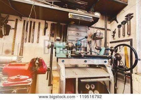 Real Domestic Home  Diy Workshop
