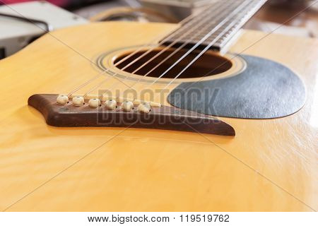 Bridge Acoustic Guitars
