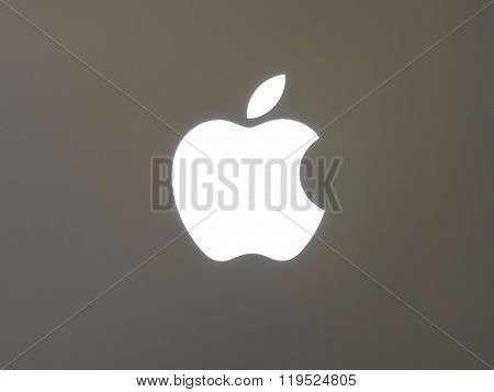 Apple Bright Logo.