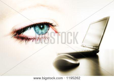Business - Eye - Notebook
