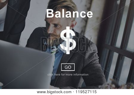 Balance Liability Finance Financial Concept