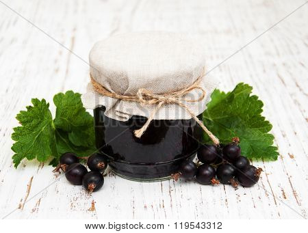 Blackcurrants Jam
