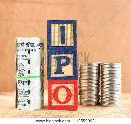 IPO Concept