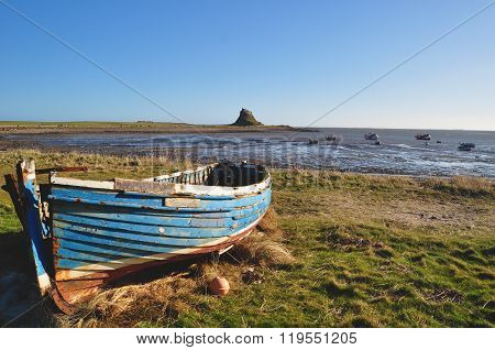 Lindisfarne - Holy - Island UK