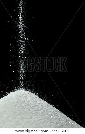 Sand/Salz fallen