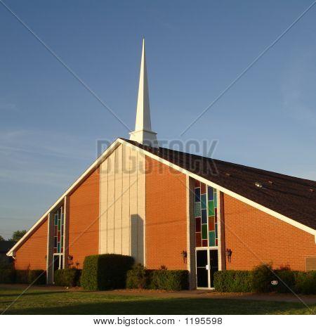 Church Aglow