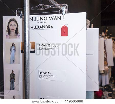 Son Jung Wan Fw 2016