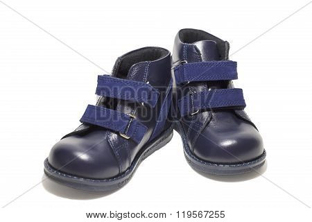 Boots Of The Baby