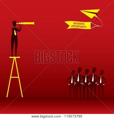business opportunity concept design