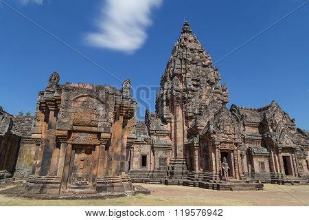 Phanom Rung Historical Castle