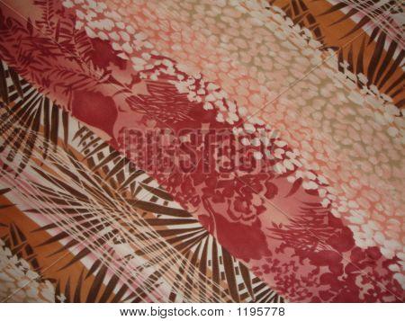 Pattern Pink Brown Orange Jungle