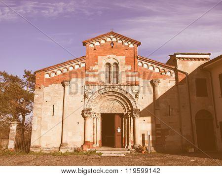 Santa Fede Cavagnolo Vintage