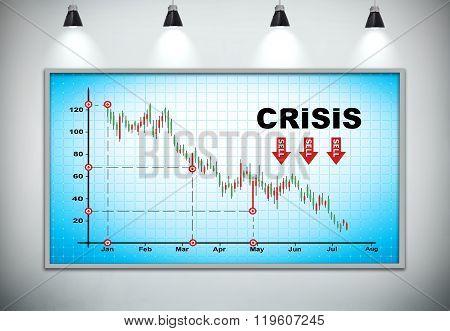 Falling Crisis Graph