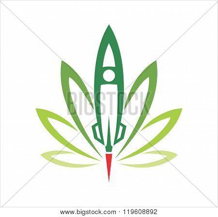 Canabis rocket