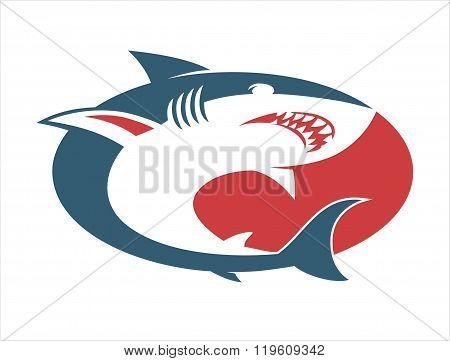 Shark elips