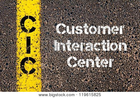Business Acronym Cic Customer Interaction Center
