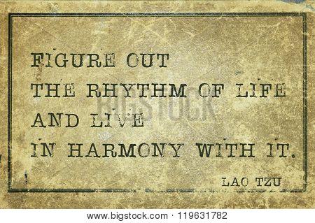 In Harmony Laotzu