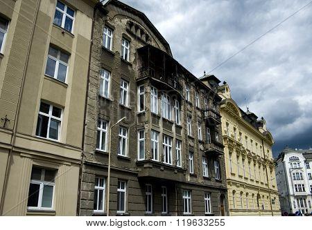 Olomouc architecture