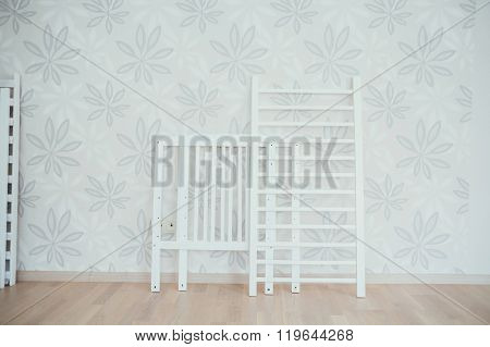Baby Crib.dismantled Bed