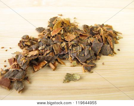 Alder Buckthorn bark, Frangulae cortex