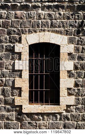 Old scottish window.