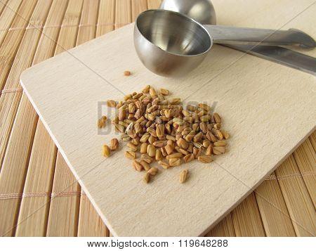Fenugreek seeds, Foenugraeci semen
