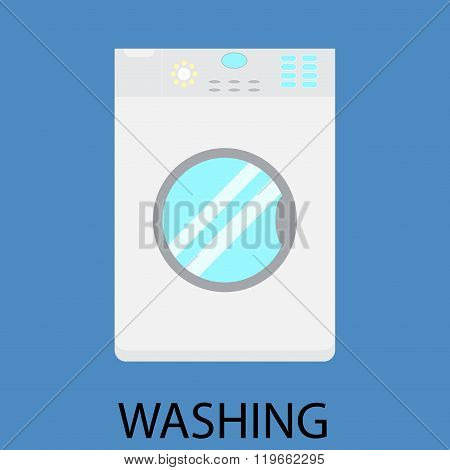 Washing Machine Housework