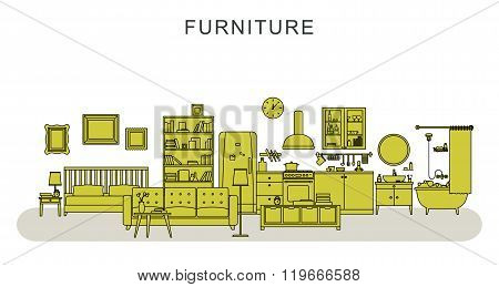 Furniture and home decoration
