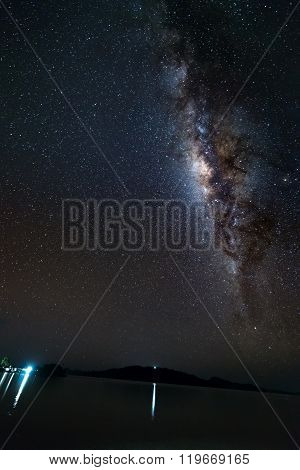 Gorgeous Milky Way From The Remote Togian Islands, Indonesia