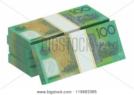 Packs Of Australian Dollars