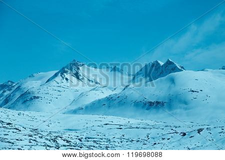 Snowy Mountains