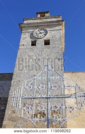 Castro Architecture