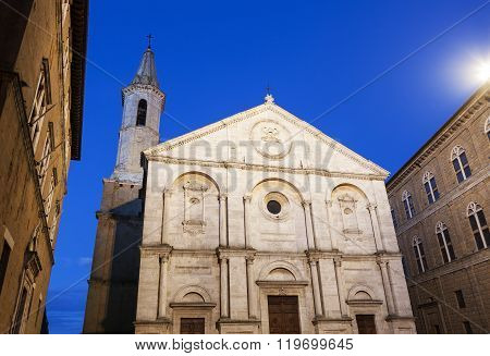 Pienza Old Town
