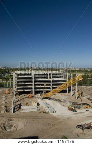 Parking Lot Construction