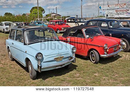 Vintage Cars Autobianchi Bianchina