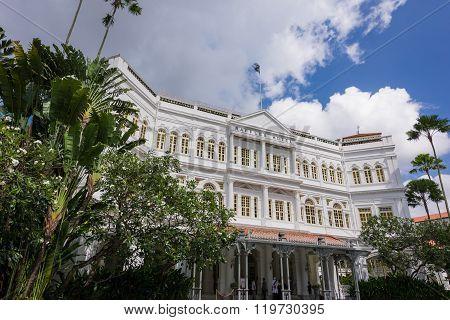 Majestic Raffles Hotel