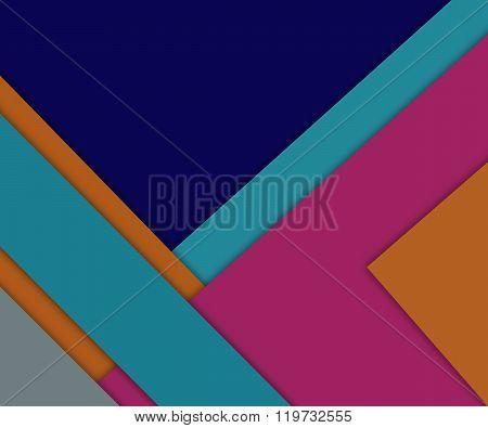 Colorful background design origami paper.