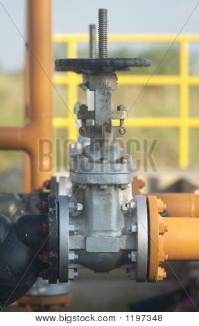 Válvulas industriais para líquidos