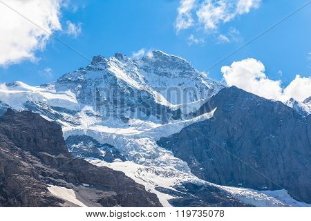Under The Feet Of Jungfrau