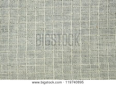 Abstract fabric seam background